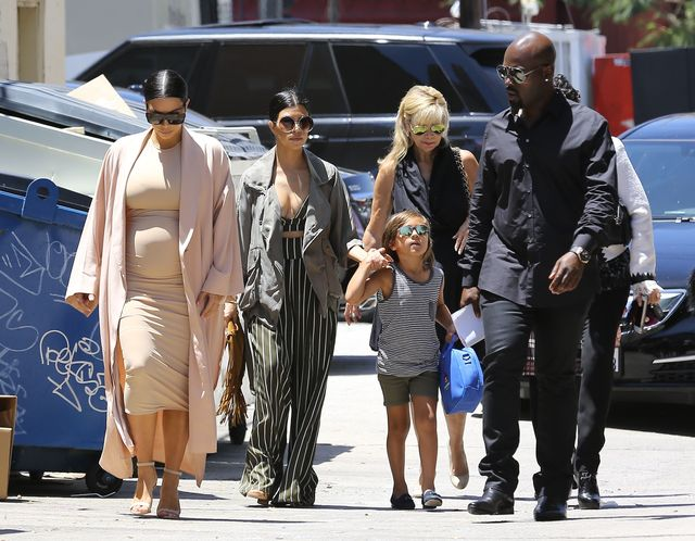 Coś podobnego?! Kochanek Kris Jenner został w rodzinie!