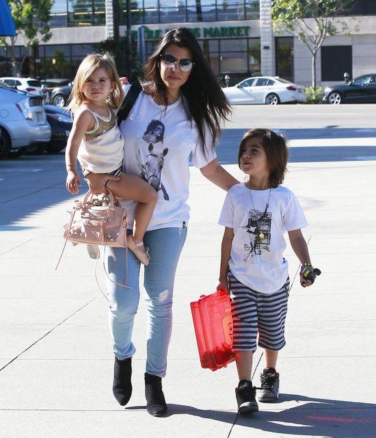Kourtney Kardashian nie wie, kto jest ojcem jej dziecka?