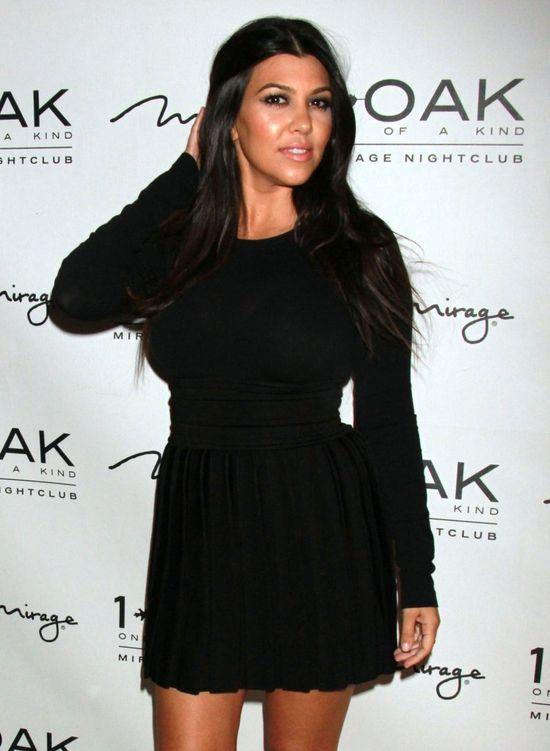 Tak Kourtney Kardashian bawiła się na swoich 36 urodzinach