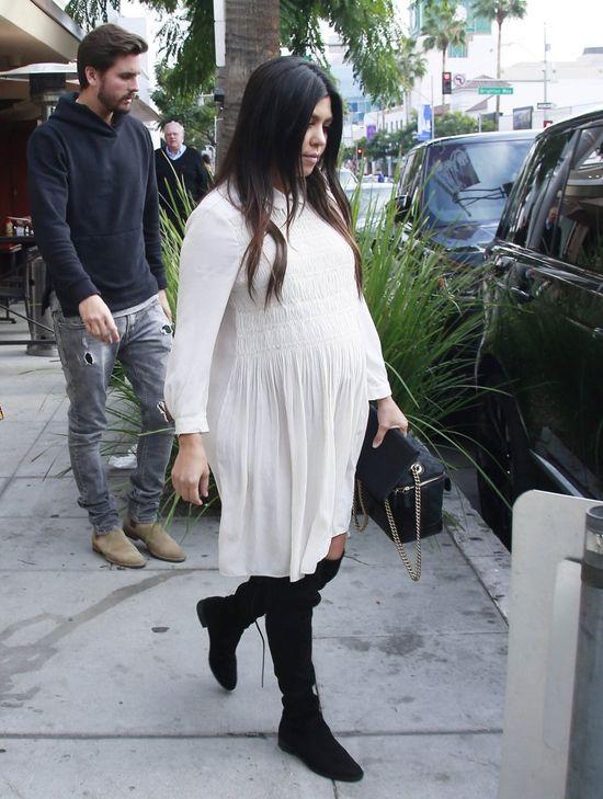 Jak będzie miał na imię drugi synek Kourtney Kardashian?