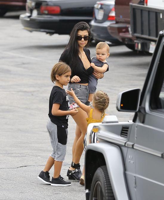 To nie by� zwyk�y dzie� w rodzinie Kardashian�w (FOTO)