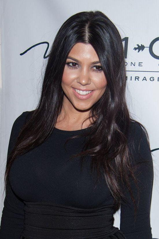 Jak Kourtney Kardashian zrzuci�a 20 kilogram�w?
