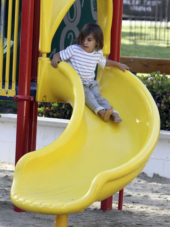 Kourtney Kardashian poświęca czas dzieciom (FOTO)