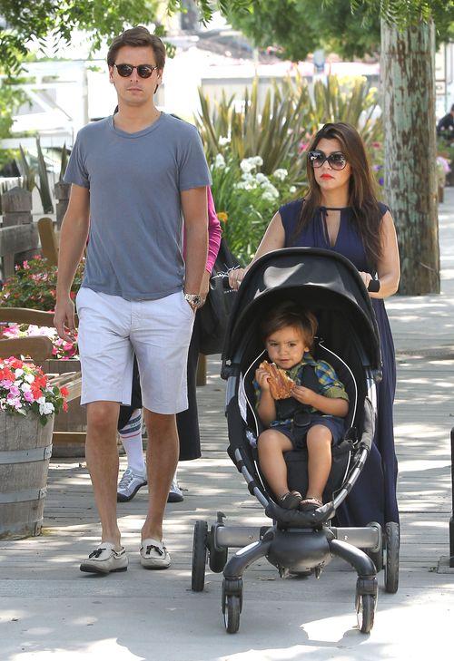 Kourtney Kardashian pokazała córeczkę Penelope (FOTO)