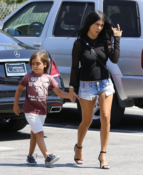 Kim Kardashian jest wściekła na Kourtney (FOTO)