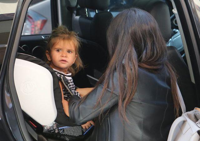 Kourtney Kardashian podzieliła się słodkim zdjęciem dzieci