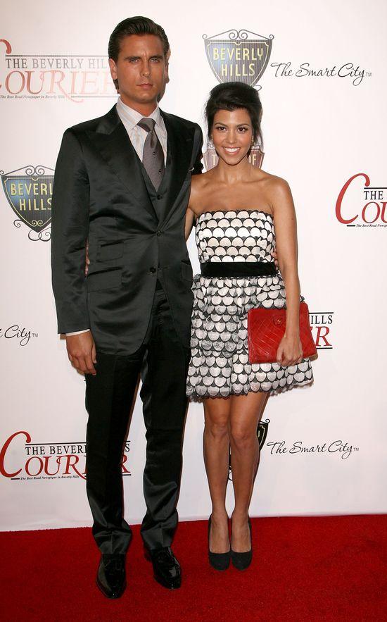 Kourtney Kardashian i Scott Disick uprawiają seks 7 razy...