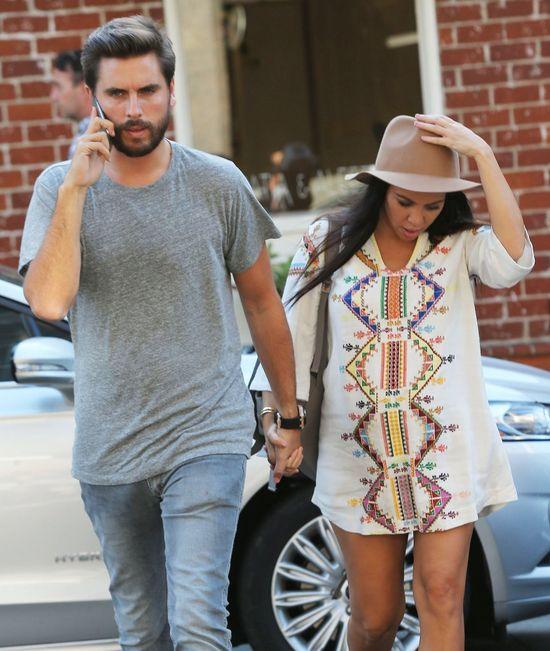 To koniec związku Kourtney Kardashian i Scotta Disicka?