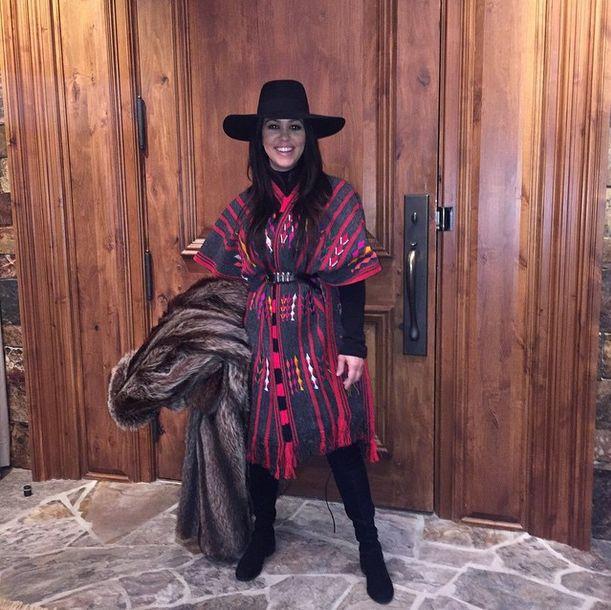 Zaskakuj�ce zdj�cie na instagramie Kourtney Kardashian FOTO