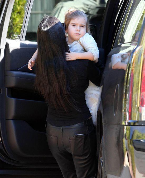 Czy to już obsesja Kourtney Kardashian? (FOTO)