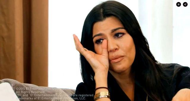 Nie uwierzycie, na co Kris Jenner namawia Kourtney!