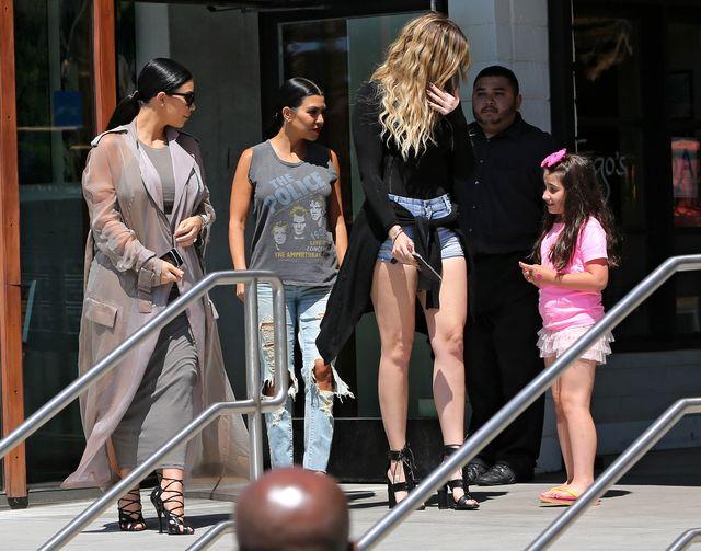 Kourtney Kardashian osiwiała ze stresu? (FOTO)