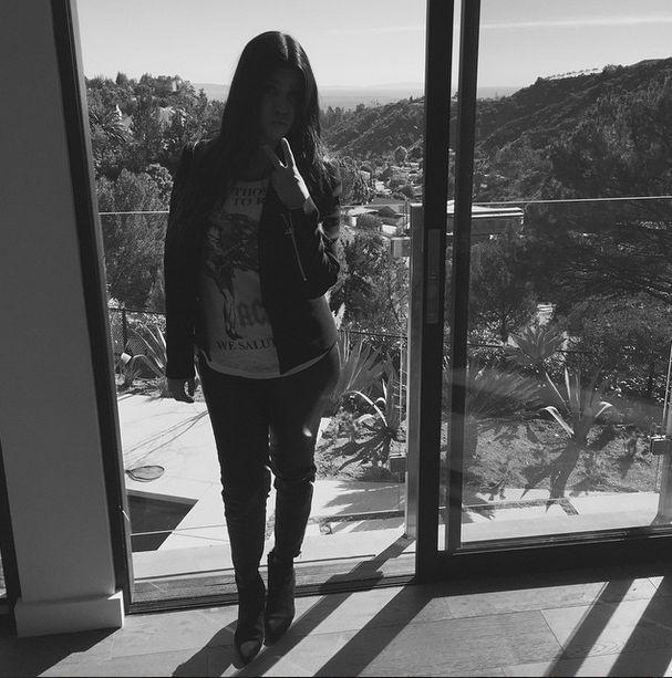 Zaskakujące zdjęcie na instagramie Kourtney Kardashian FOTO