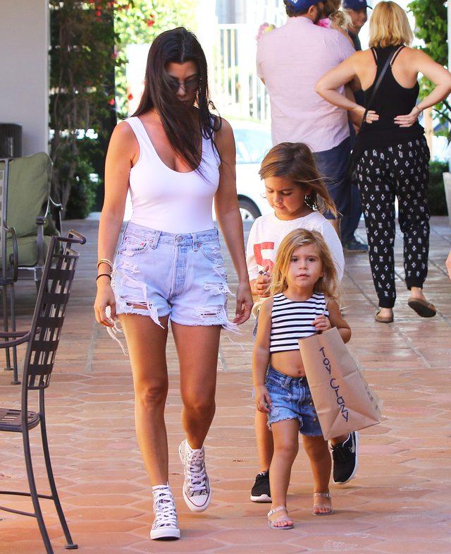 Kourtney Kardashian dostała od Penelope cudny prezent