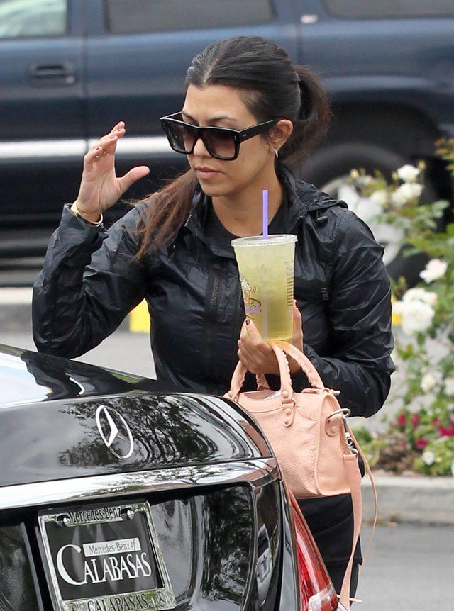 A jednak! Kourtney Kardashian ODESZŁA od Scotta Disicka