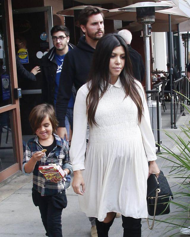 TO KONIEC? - Kourtney Kardashian odeszła od Scotta!