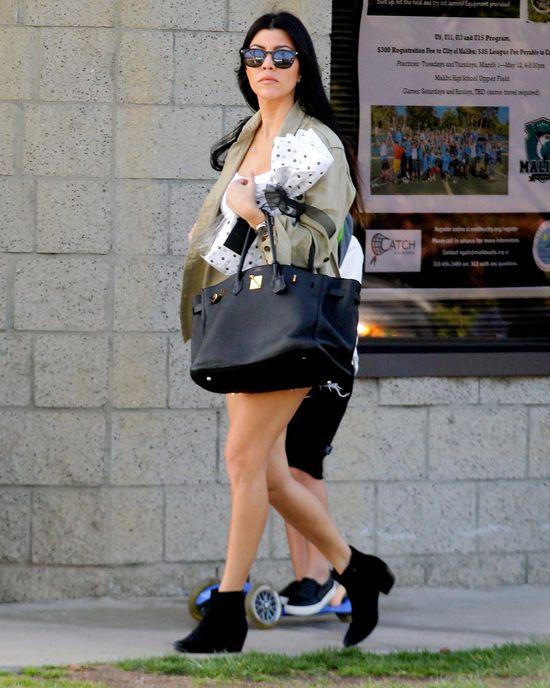 Khloe Kardashian o swoim pierwszym razie