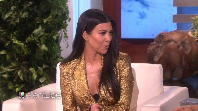 DeGeneres zapytała Kourtney o relację z Bieberem