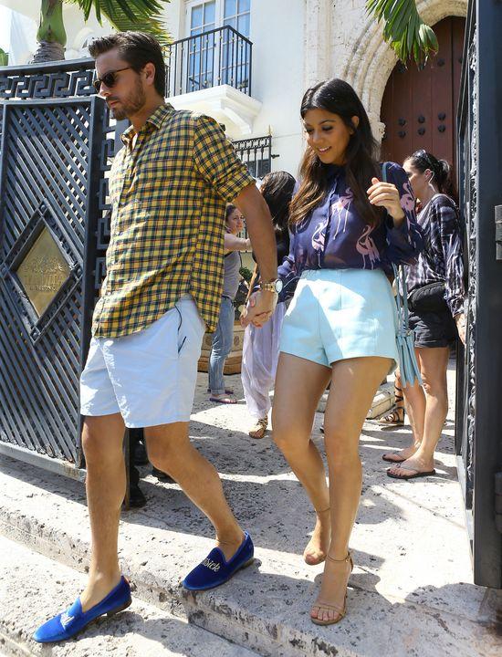 Nie uwierzycie, kiedy Kourtney Kardashian wyjdzie za mąż!