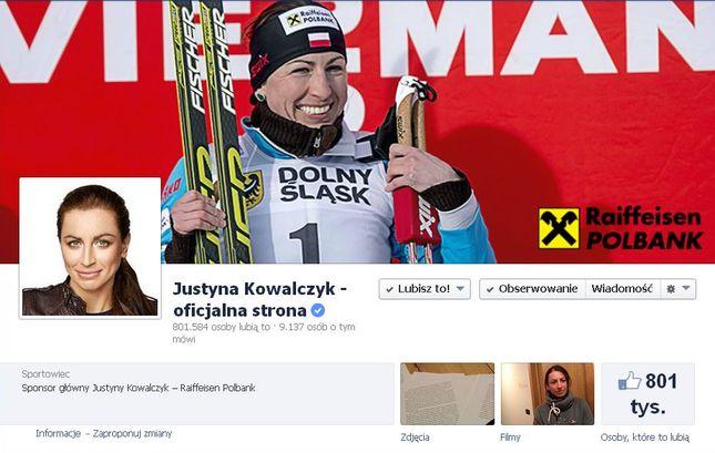 Justyna Kowalczyk na FB: Rok temu straciłam moje Dzieciątko