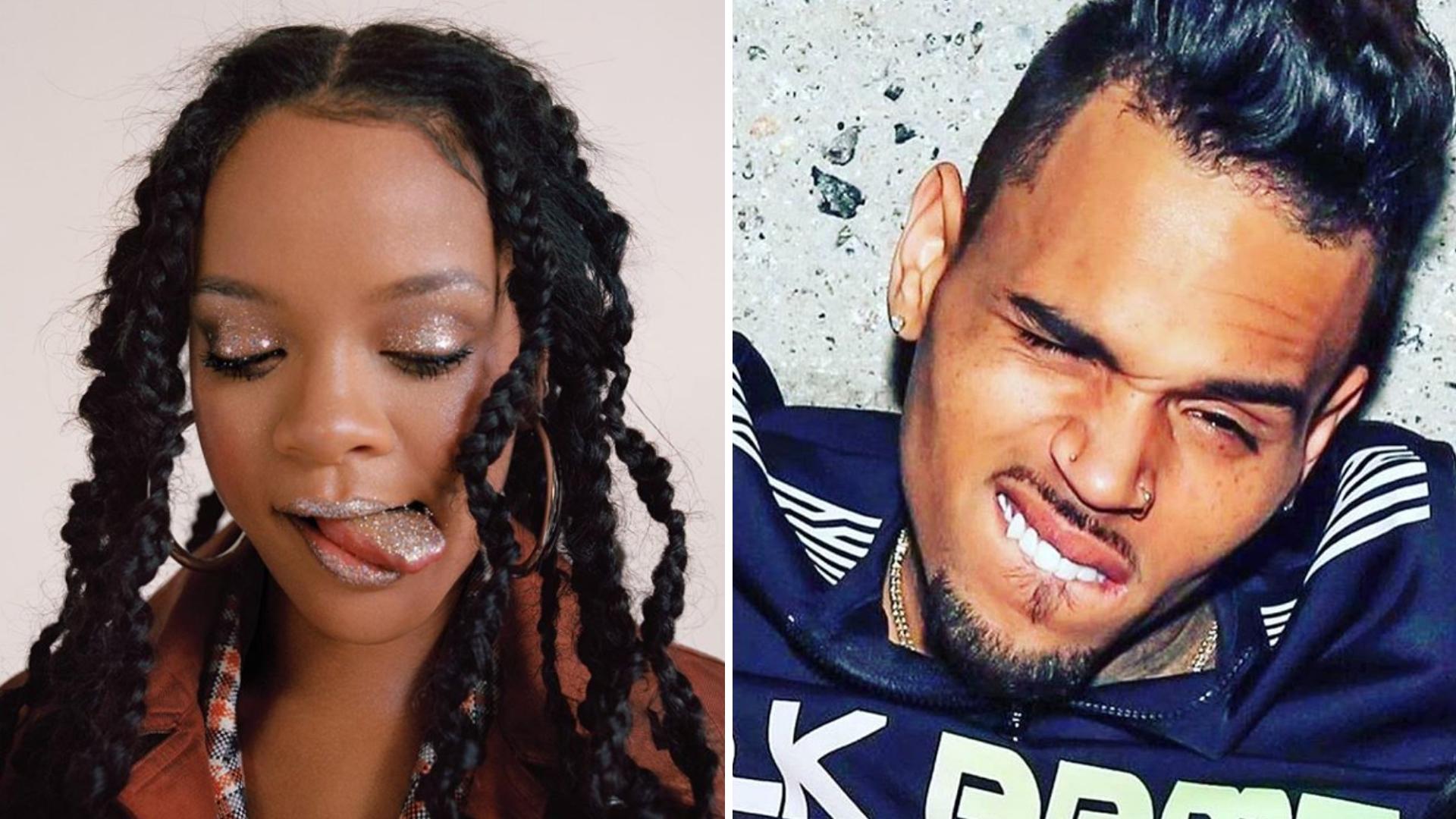 Rihanna wróci do Chrisa Browna?! Jest wzruszona jego opiekuńczym gestem