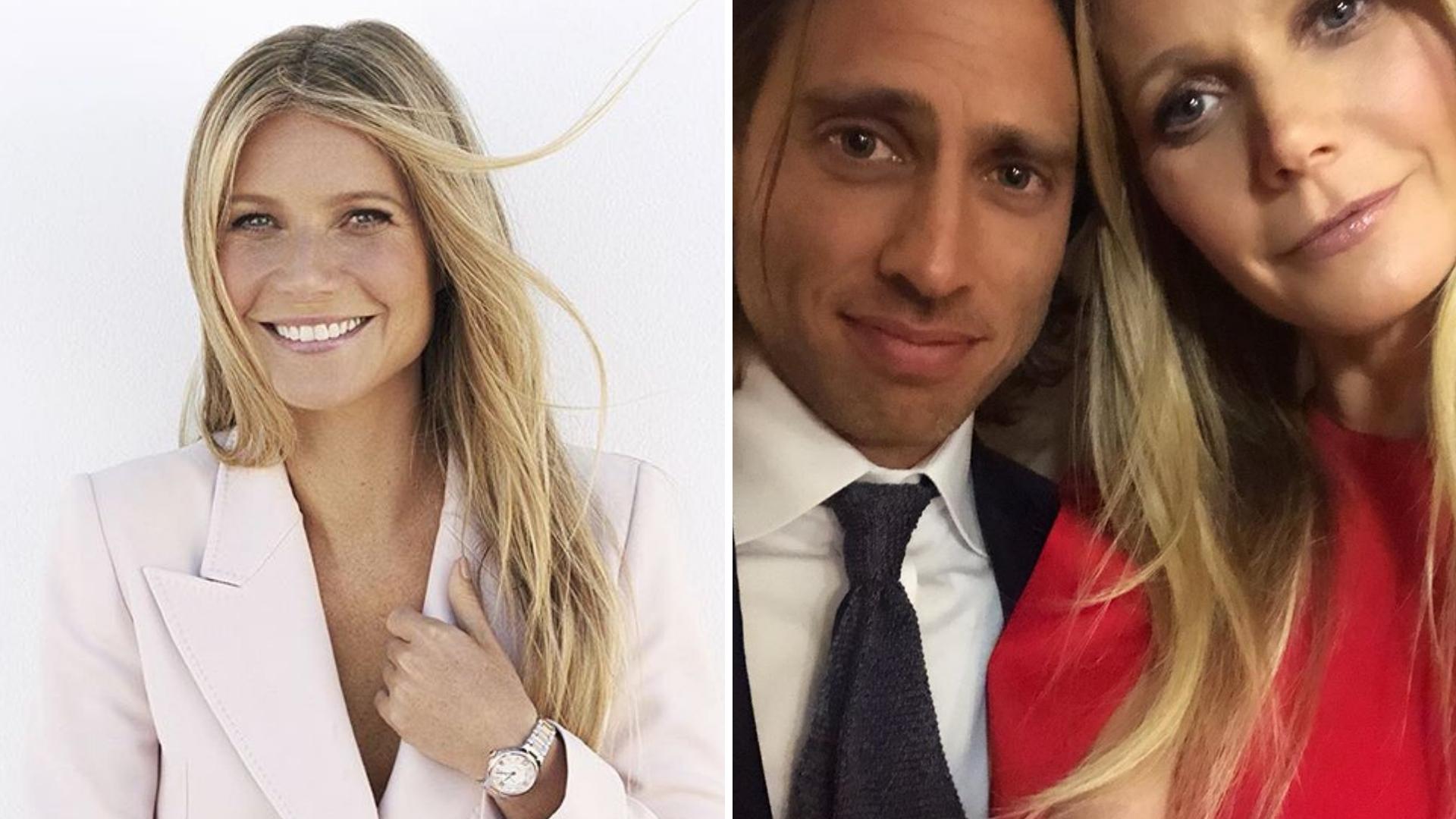 Gwyneth Paltrow wyszła za mąż! Na ślub nie zaprosiła bardzo bliskiej osoby!