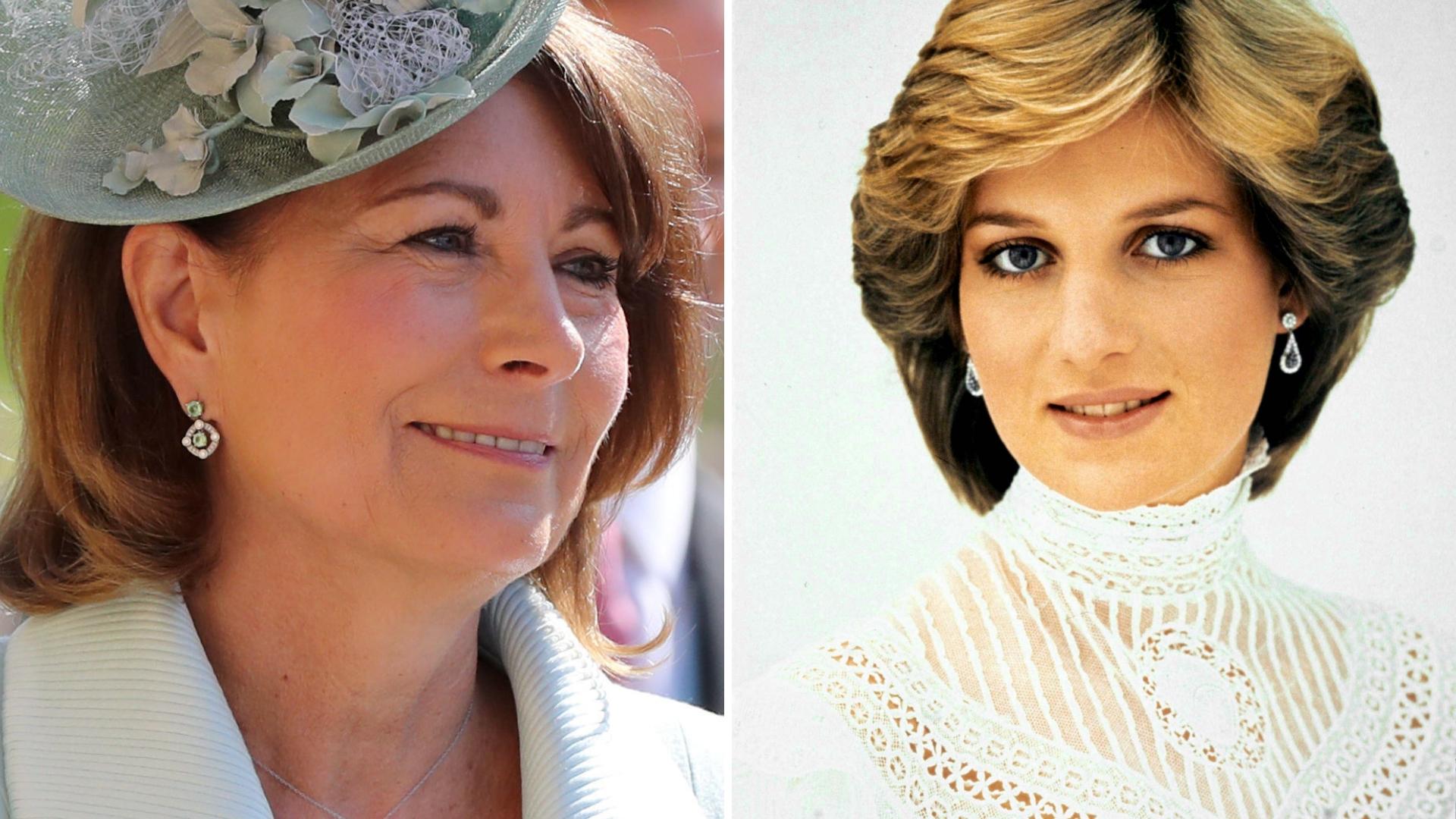 Matka księżnej Kate chce zarobić na śmierci Diany? Brytyjczycy są WŚCIEKLI!