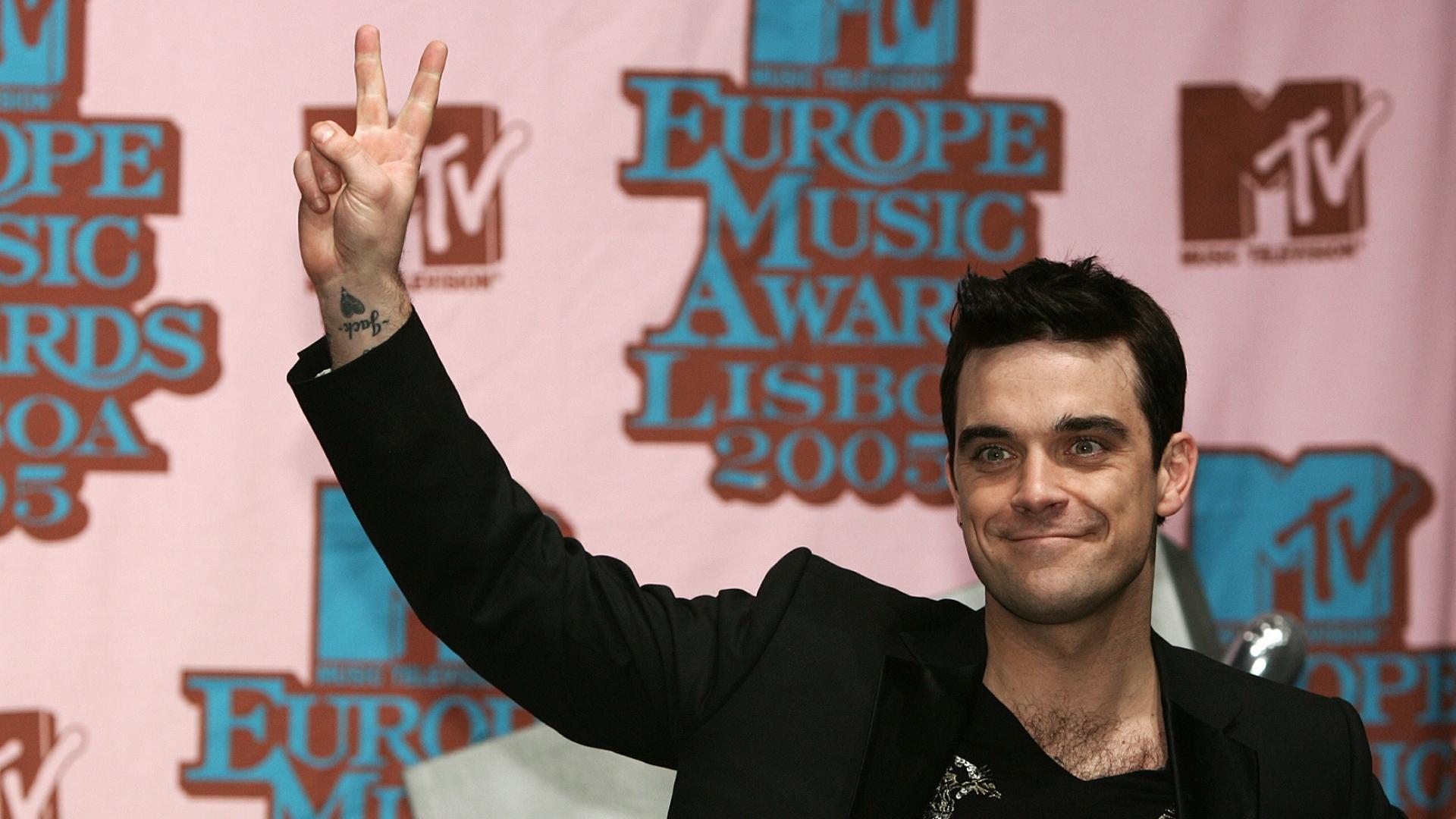 Robbie Williams po raz trzeci został ojcem! Córki nie urodziła mu jednak żona