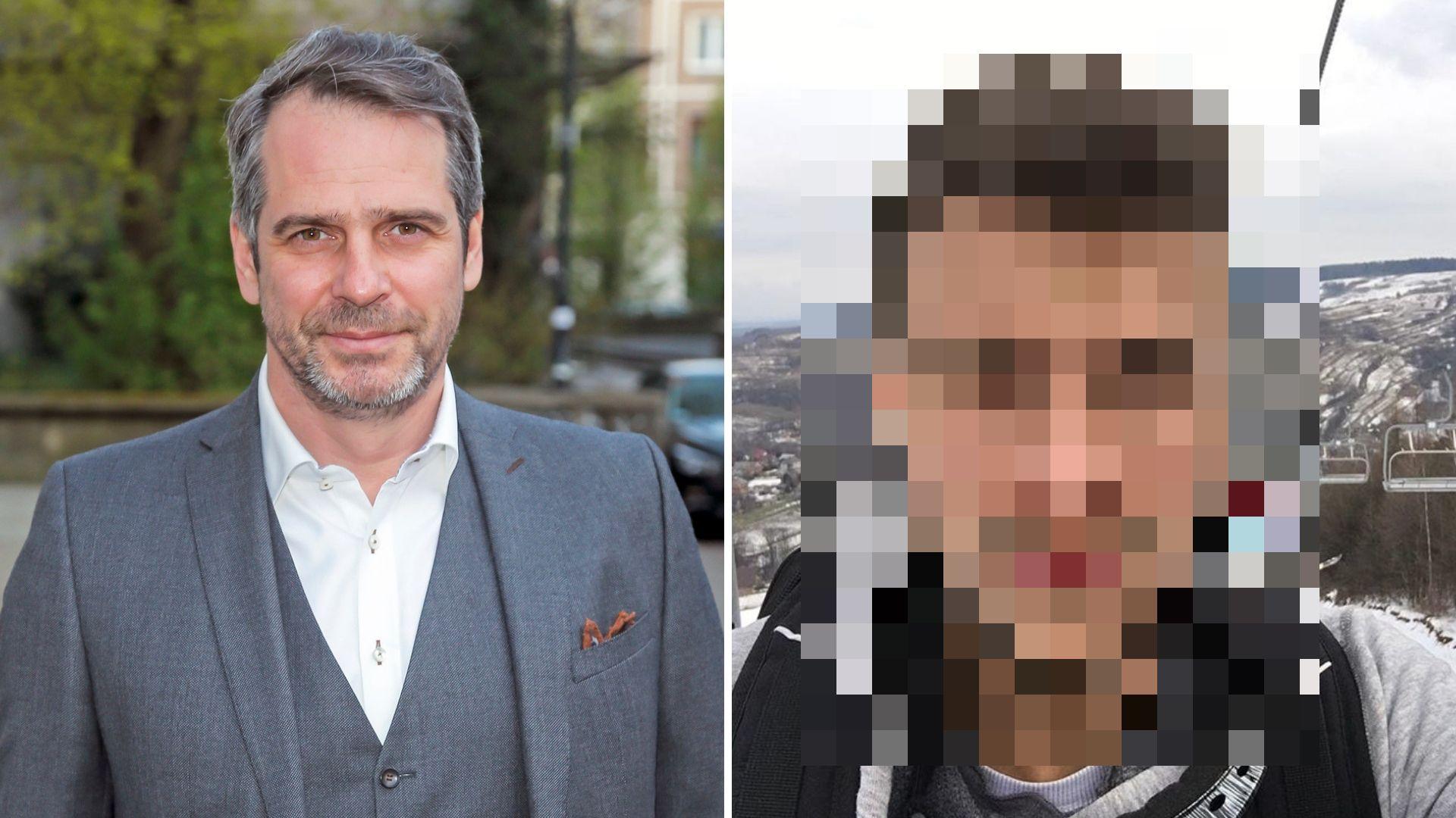 Paweł Deląg pokazał 26-letniego syna. Co za przystojniak!