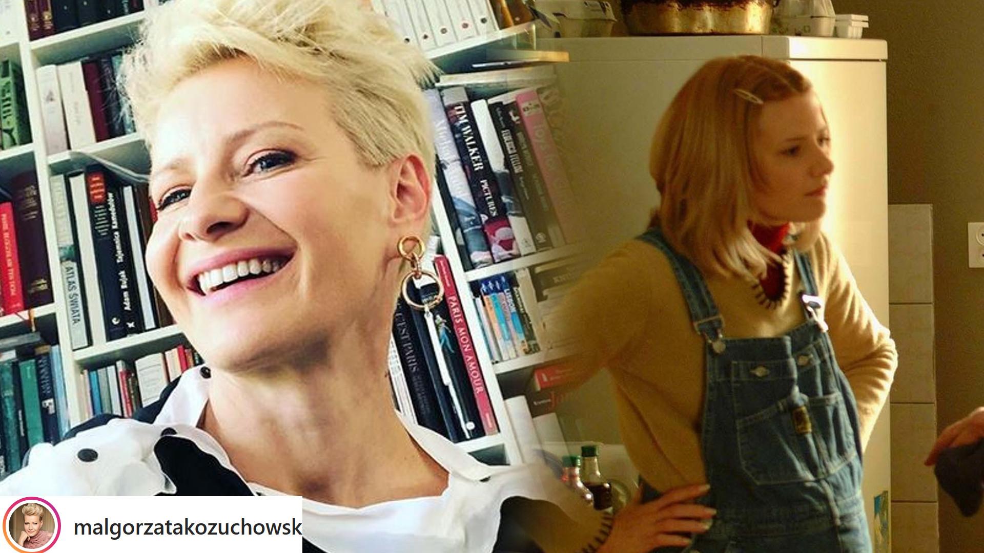 Małgorzata Kożuchowska KOMENTUJE powrót do M jak miłość