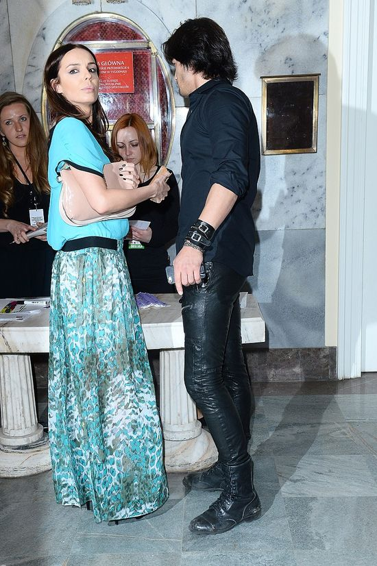 W�odarczyk i Krawczyk: Patrzcie, jak si� kochamy! (FOTO)