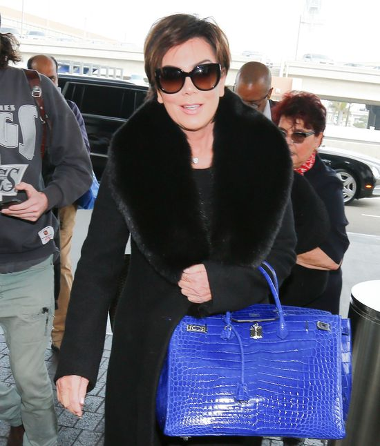 Kris Jenner udost�pni�a zdj�cie z urodzin Roba Kardashiana!