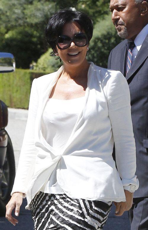 Kris Jenner zdradza męża z dawnym kochankiem?