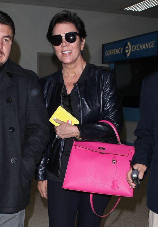 Kris Jenner nie znosi Kanye Westa