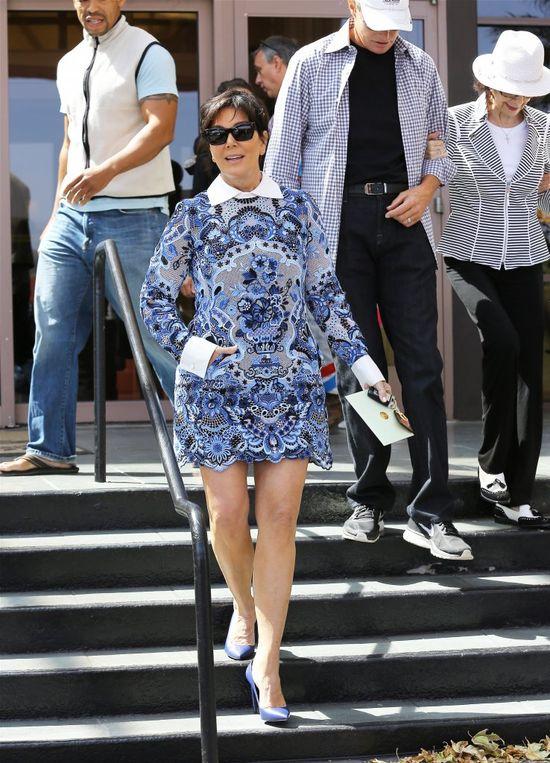 Kris i Bruce Jenner s� ju� po rozwodzie!