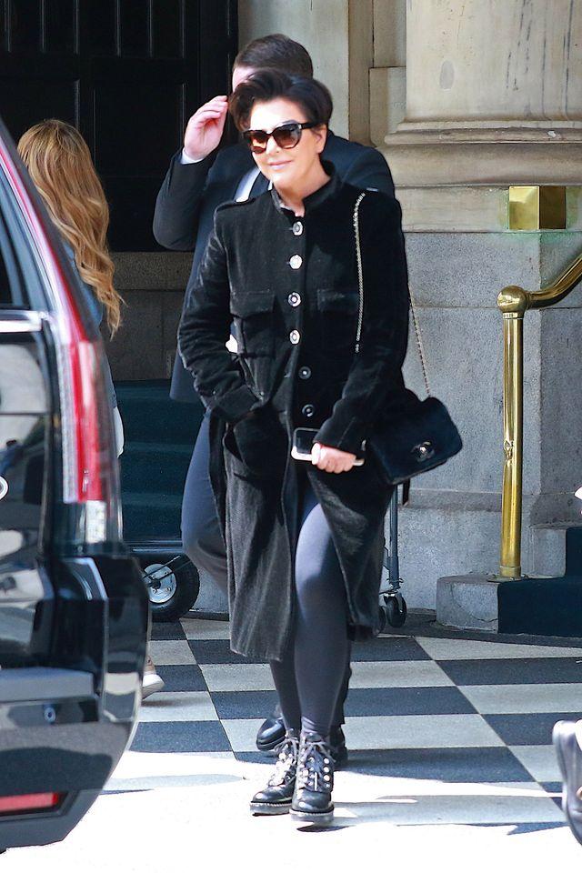 Kris Jenner jest blondynką i nie poznasz jej za żadne skarby świata!