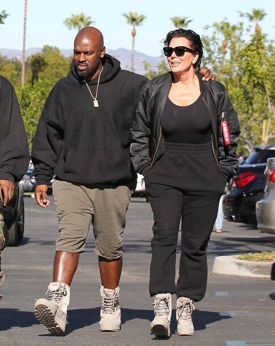 Przerażający powód, dla którego Kris Jenner rzuciła chłopaka