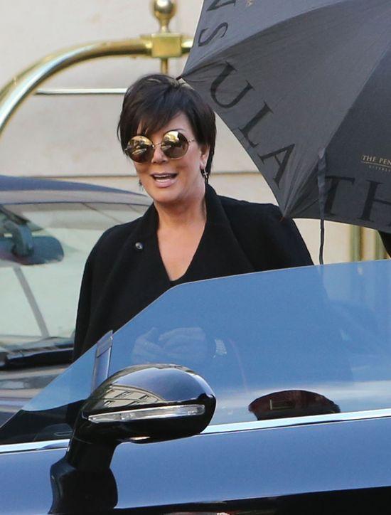 Kris Jenner jest w CIĄŻY?