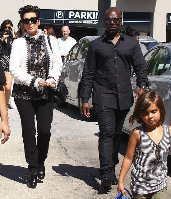 Spięcie na linii Kris - Caitlyn Jenner