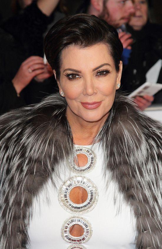 Lew salonowy w swoim �ywiole, czyli Kris Jenner na imprezie