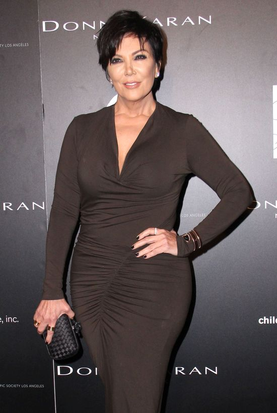 O.J. Simpson potwierdza, �e spa� z Kris Jenner