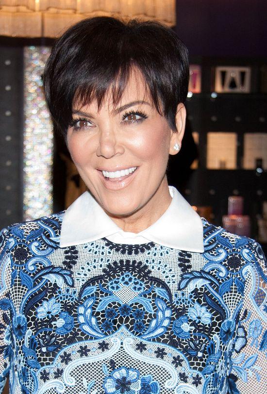Tak wyglądała Kris Jenner przed operacjami plastycznymi: