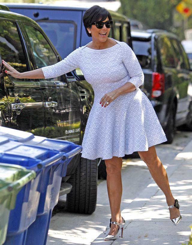 Kris Jenner: Antykoncepcja u 15-letniej Kim była dobrym krok