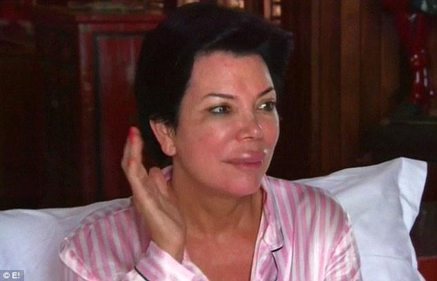 Co się stało z ustami Kris Jenner? (FOTO)