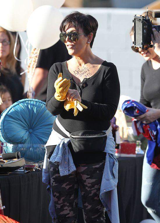 Kris Jenner zmuszała 4-letnią Khloe do ćwiczeń na siłowni!