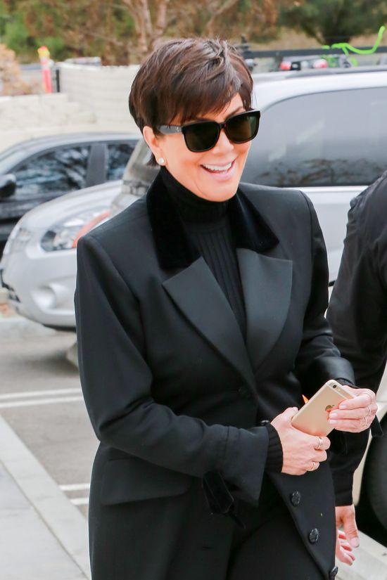Kris Jenner udostępniła zdjęcie z urodzin Roba Kardashiana!