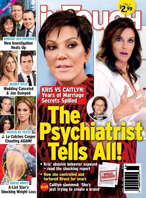 Psychiatra Kris Jenner zdradza szczegóły o swojej pacjentce!