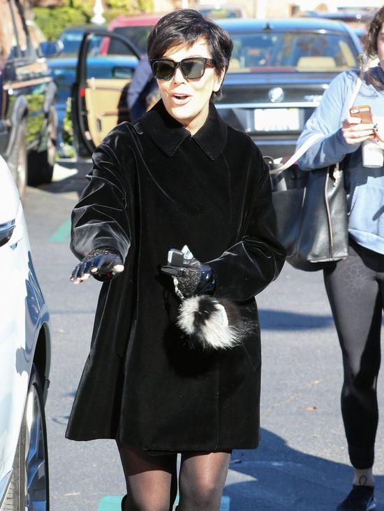 Selena Gomez rozp�aka�a si� przy Kris Jenner