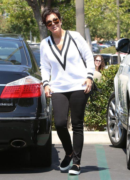 Kris Jenner potwierdza swoją chorobę? (FOTO)