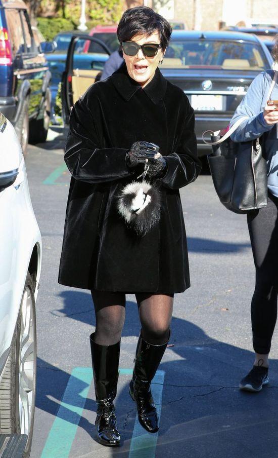 Kochanek Kris Jenner to naciągacz?